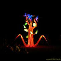 Farbwechsellampe, klein, Nr. 3
